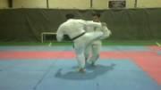 یک تکنیک و یک بدل تکنیک ترکیبی دفاع شخصی