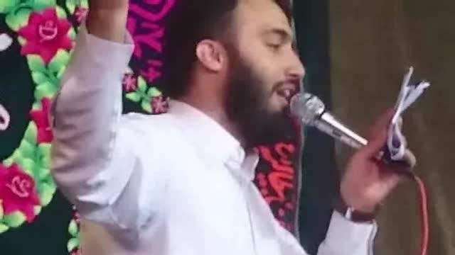 کربلائی علی فلاح پور میلادحضرت علی ع ۱۳۹۴هیئت عشاق2