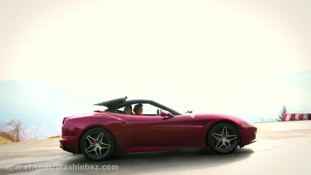 تست و بررسی فراری کالیفرنیا تی – Ferrari California T