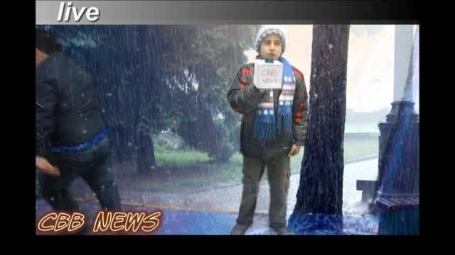 اخبار هواشناسی cbb news-اعجوبه های 94-طنز