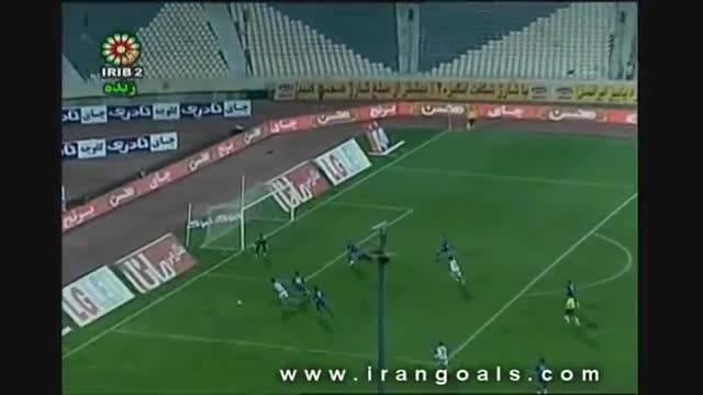 زیبا ترین گل تاریخ فوتبال ایران