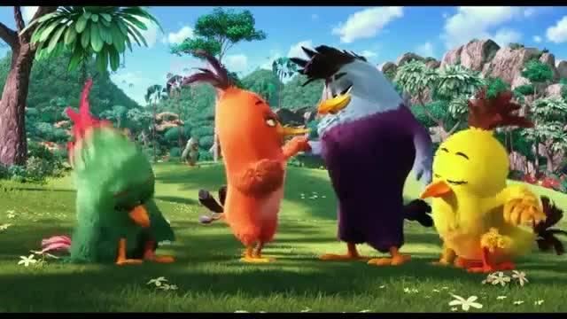 تریلر فیلم پرندگان خشمگین