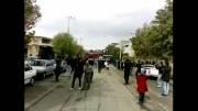 هیت زنجیر زنی مسجد امام حسن مجتبی شهرستان تاکستان محرم