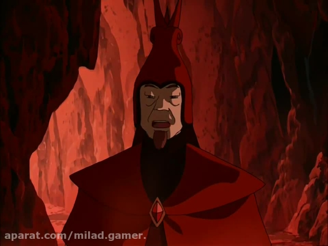 سریال کارتونی (آواتار Avatar) فصل 1 قسمت 8  پارت2 دوبله