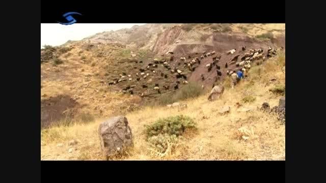 روستای چوبدر - استان قزوین