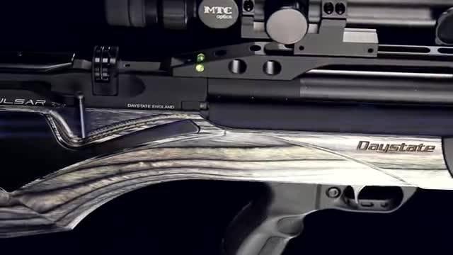 تفنگ بادی pcp جدید دی استیت پالسار