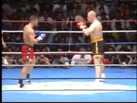مبارزه اَندی هوگ و مایک برناردو 1995