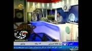 تلاوت سید طه حسینی در برنامه اسراء با حضور استاد صدیق