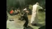 رقص بسیار خنده دار با آهنگ رپ در رودان