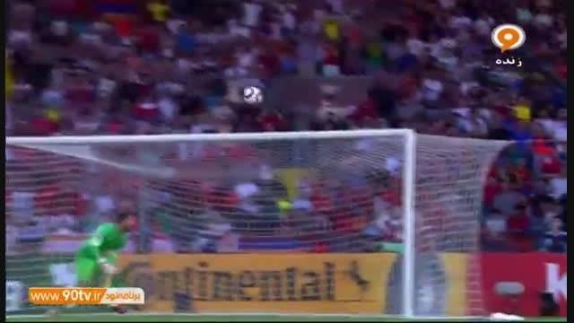 خلاصه بازی: ارمنستان ۲-۳ پرتغال