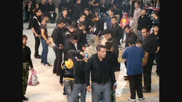 دمام زنی بوشهری شب تاسوعا کوی چهابی کازرون