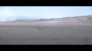 کلیپ دریفت - Ross Petty testing the V8 Rasta S15 at Willow S