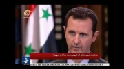سوریه:1392/09/09:تا زمان اعزام تکفیری ها جنگ ادامه دارد...