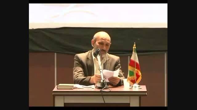 اولین همایش طب سنتی قزوین 1391 پرفسور خیراندیش ویدیو 3