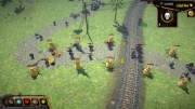 استفاده از سلاح ویژه برجک های طلایی در بازی جاده های نبرد