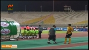 کارشناسی داوری استقلال خوزستان - راه آهن (نود ۱۴ مهر)