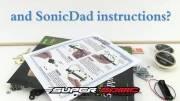 ساخت موتور الکتریکی ساده،با لوازم دم دستی(Sonic Dad)