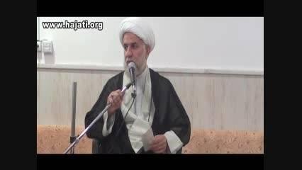 کلاس اخلاق و تفسیر روز هفتم رمضان ۹۴ - استاد حاجتی