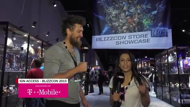 All the Cool Loot From BlizzCon's Store