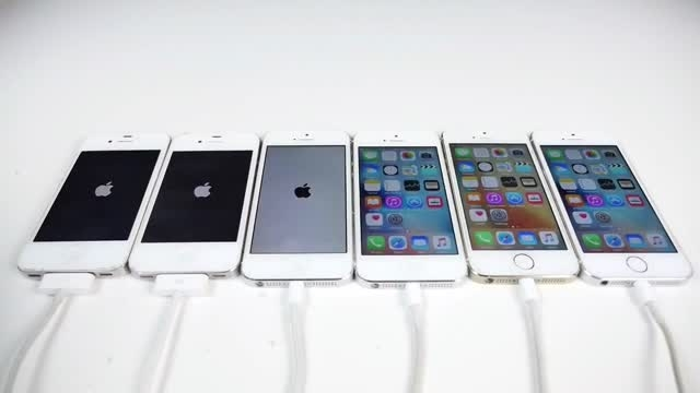 مقایسه سرعت iOS 9.2 Beta 1 و 9.1
