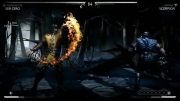 Mortal Kombat X - Sub Zero vs Scorpion Gameplay