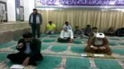 دعای توسل در مسجد امام موسی کاظم سربست گناوه