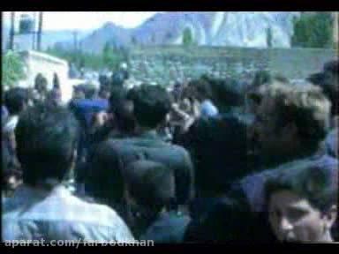روستای حصاربن دماوند، روز تاسوعا سال 1369