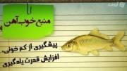 خواص مصرف ماهی