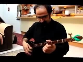 آواز فوق العاده علی زند وکیلی- تنبور کورش قزوینه