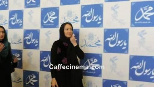 کلیپ فرش قرمز جشنواره فجر سی سه بهمن 93