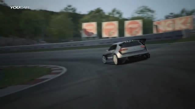 فولکس واگن GTI Supersport Vision Gran Turismo