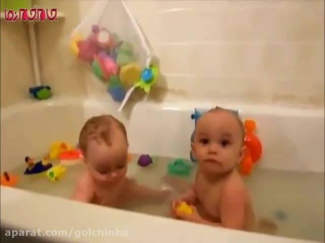 شادی و خنده دنیای کودکان فیلم کلیپ گلچین صفاسا