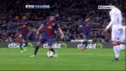 بارسلونا vs رئال مایورکا | 4 - 0 | الکسیس سانچز