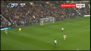 خلاصه بازی: وست برومویچ ۰-۱ آرسنال