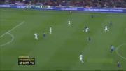 بازی زیبای رئال مادرید مقابل بارسلونا فصل 2011 و 2012