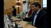 همایش مشاوران جوان با حضور دکتر حسینی مدیرکل سبزیان