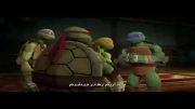 لاک پشت های نینجا 2012 | فصل یک قسمت سیزده - پارت اول| همراه با زیرنویس فارسی