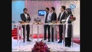 شب تحویل سال تقلید مهران مدیری