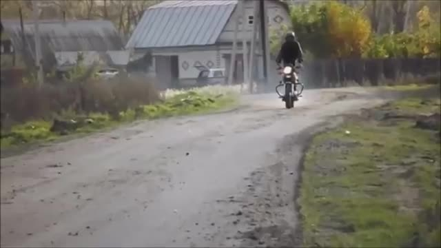 موتورسیکلت ایژ