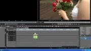 آموزش رنگی کردن قسمتی از فیلم با نرم افزار edius 6