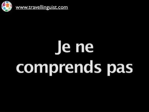 آموزش ساده زبان فرانسوی