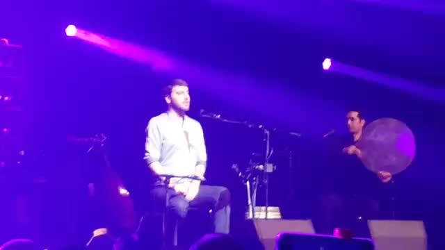 سامی یوسف - اجرای ترانه یا رسول الله در کنسرت اسن 2015
