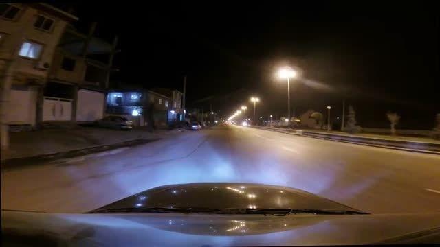 تست کیفیت 1080 سوپو ویو دوربین گوپرو در شب