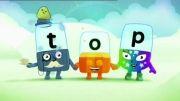 آموزش زبان انگلیسی کودکان Alphablocks قسمت 3