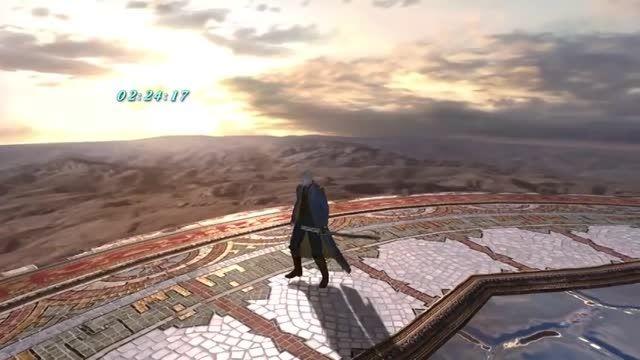 ویدیویی جدید از DMC4:SpecialEdition(گیم پلی کامل ورجیل)
