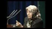 حتما ببینید | درد و دل های یک پیرزن با احمدی نژاد