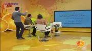 سوتی علی ضیاء با مهمان خارجی