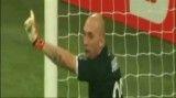 مسخره بازی مسی در زدن پنالتی به میلان
