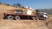 اتفاق بسیار خطرناک در معدن سنگ ایران
