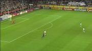گل خاطره انگیز دل پیرو به آلمان/نیمه نهایی جام جهانی 2006
